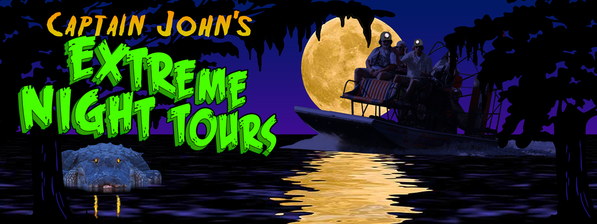 Captain John's Extreme Night Tours